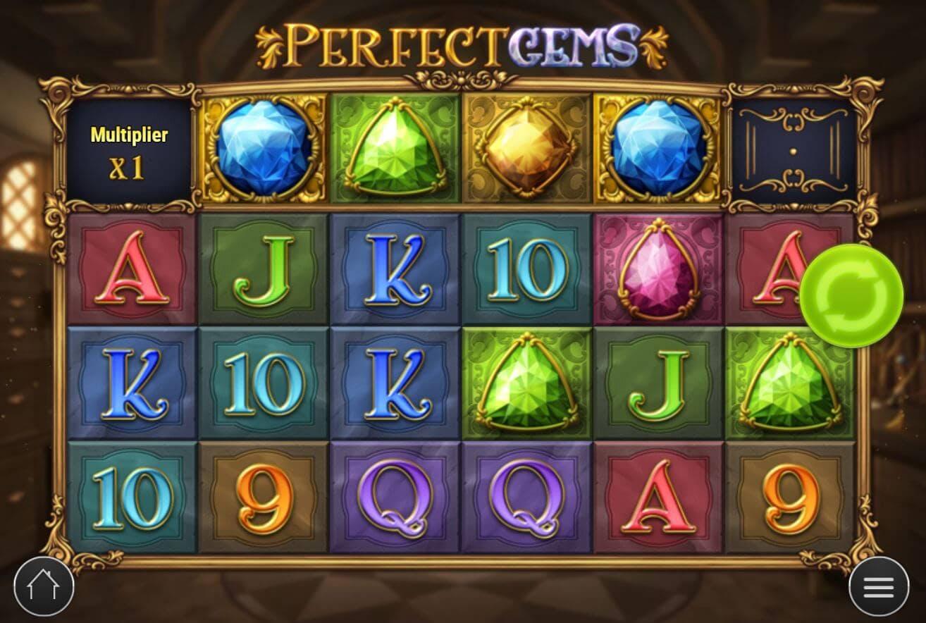 Perfect Gems slot hd