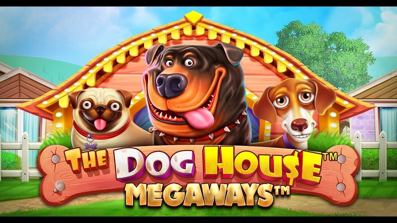 advertising banner de the dog house megaways