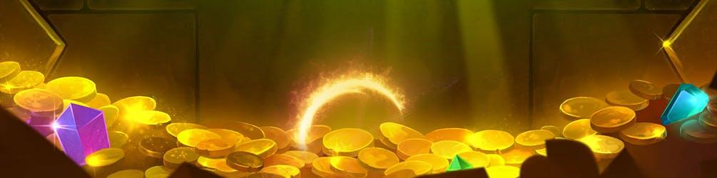 aztec gold megaways fond d ecran publicitaire