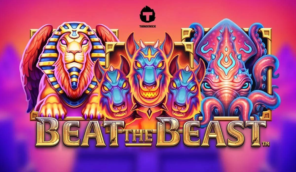 beat the beast series de slots de thunderkick provider