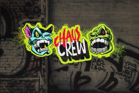 Chaos Crew, Slot, Hacksaw Gaming