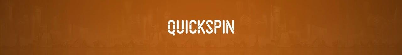 banniere de promotion de quickspin