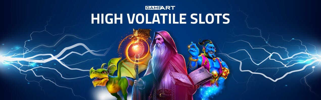 bannière publicitaire de gameart provider