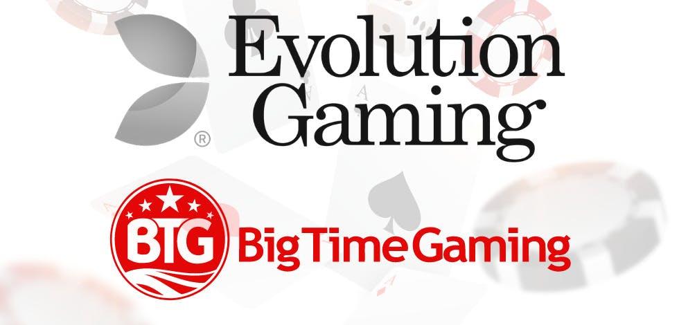 Big Time Gaming, Evolution Gaming