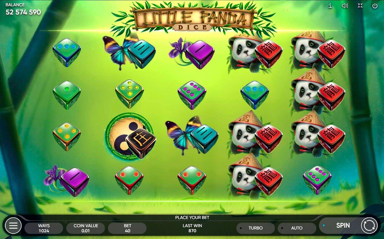 Little Panda Dice, Slot, casino