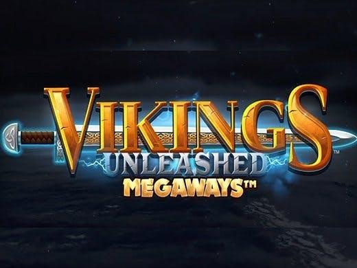 Vikings Unleashed Megaways Blueprint Gaming banner HD