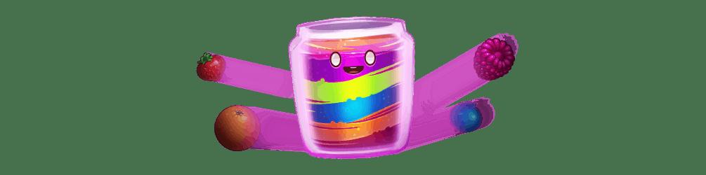 jammin jar push gaming mascotte