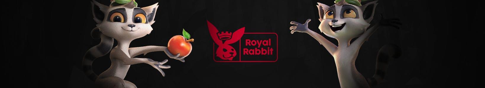 royal rabbit casino banniere promotionnelle originale