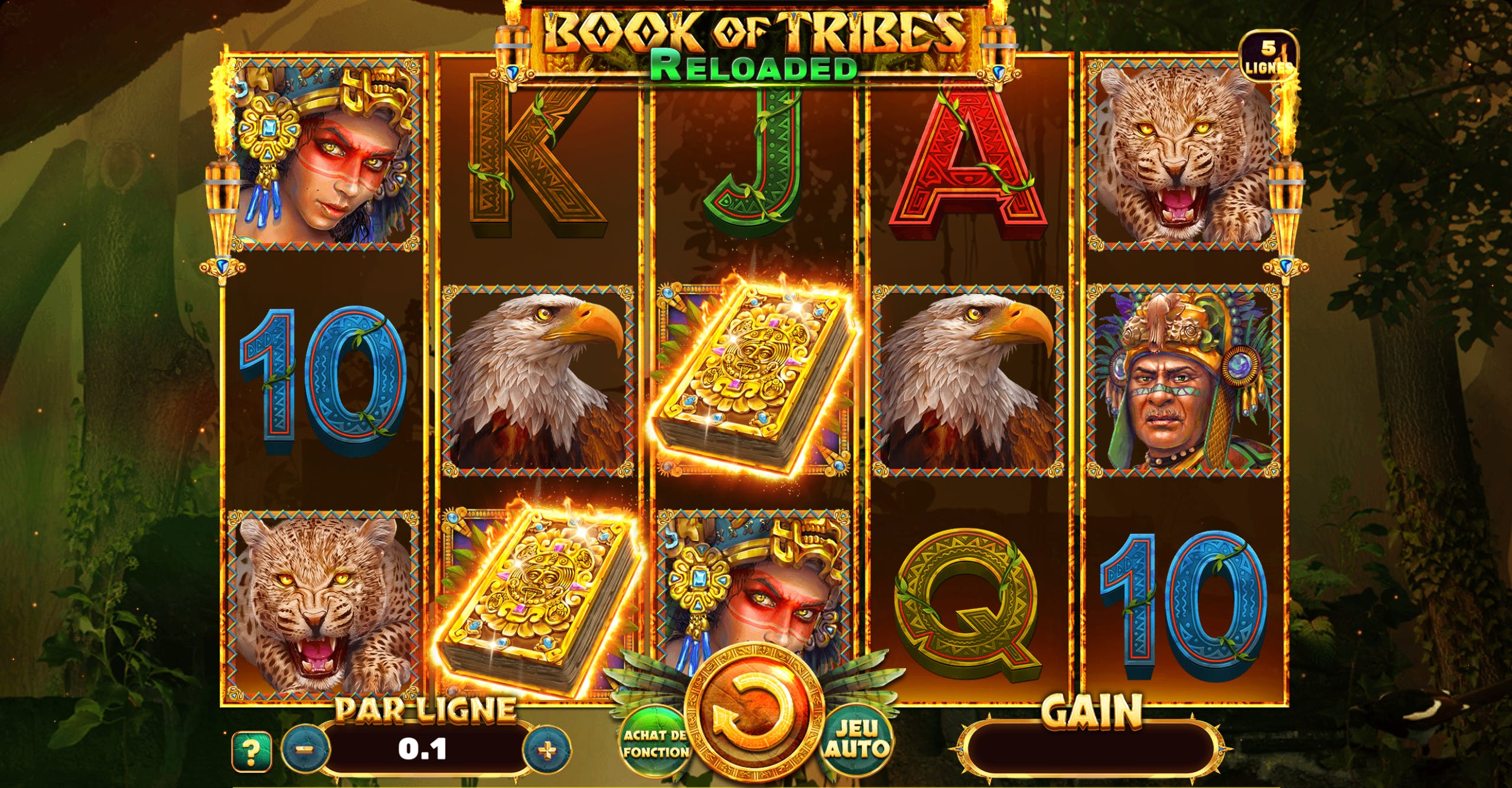 book of tribes reloaded gameplay spinomenal