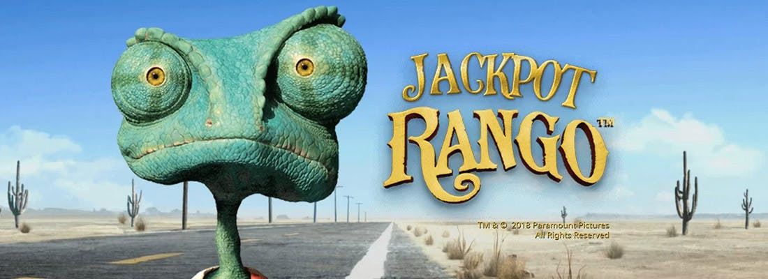 Jackpot Rango HD Slot Marketing Kagino
