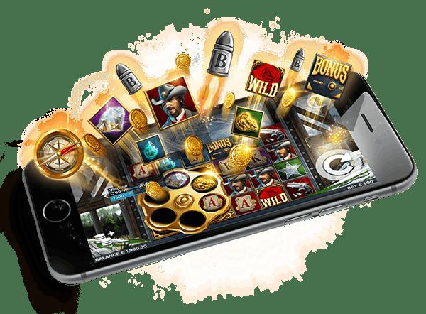 ELK Studios mobile casino games