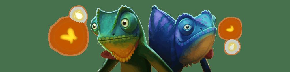 multifly chameleons de yggdrasil