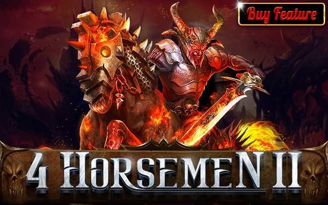 Spinomenal, 4 Horsemen II