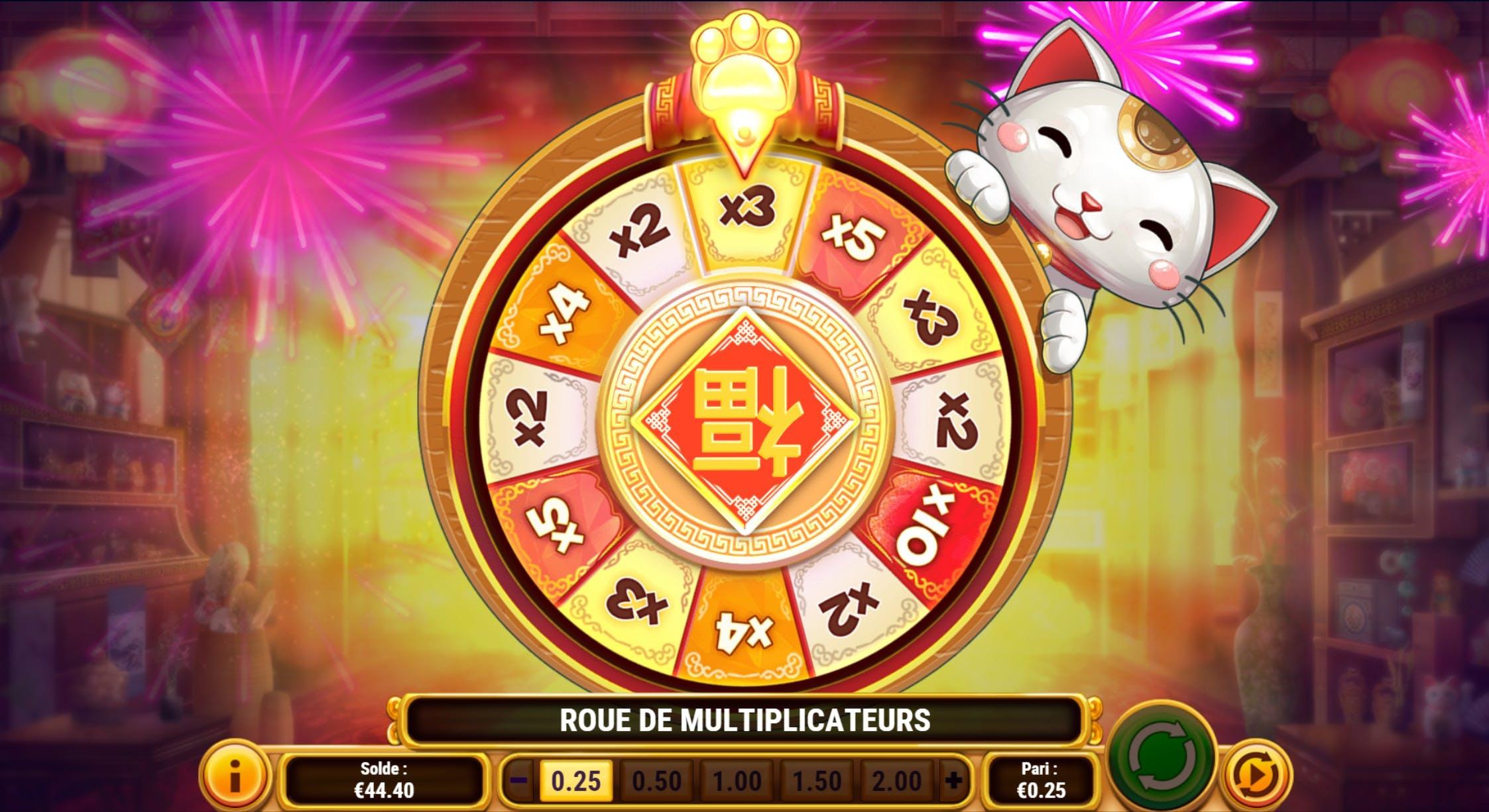 big win cat big win slot