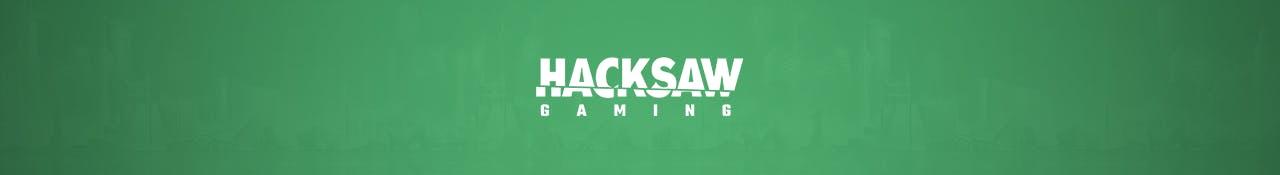 banniere publicitaire pour hacksaw gaming