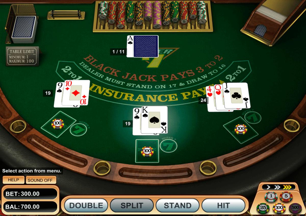 Betsoft, blackjack