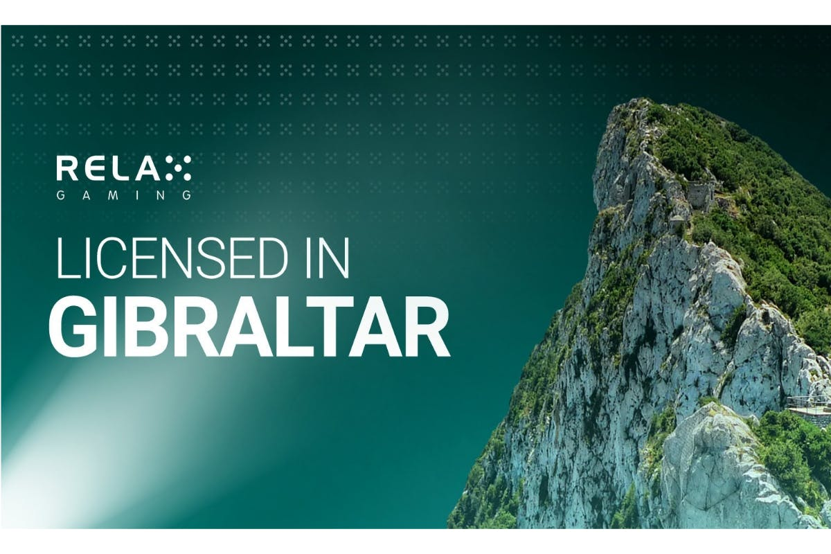 licence a gibraltar pour relax gaming, affiche
