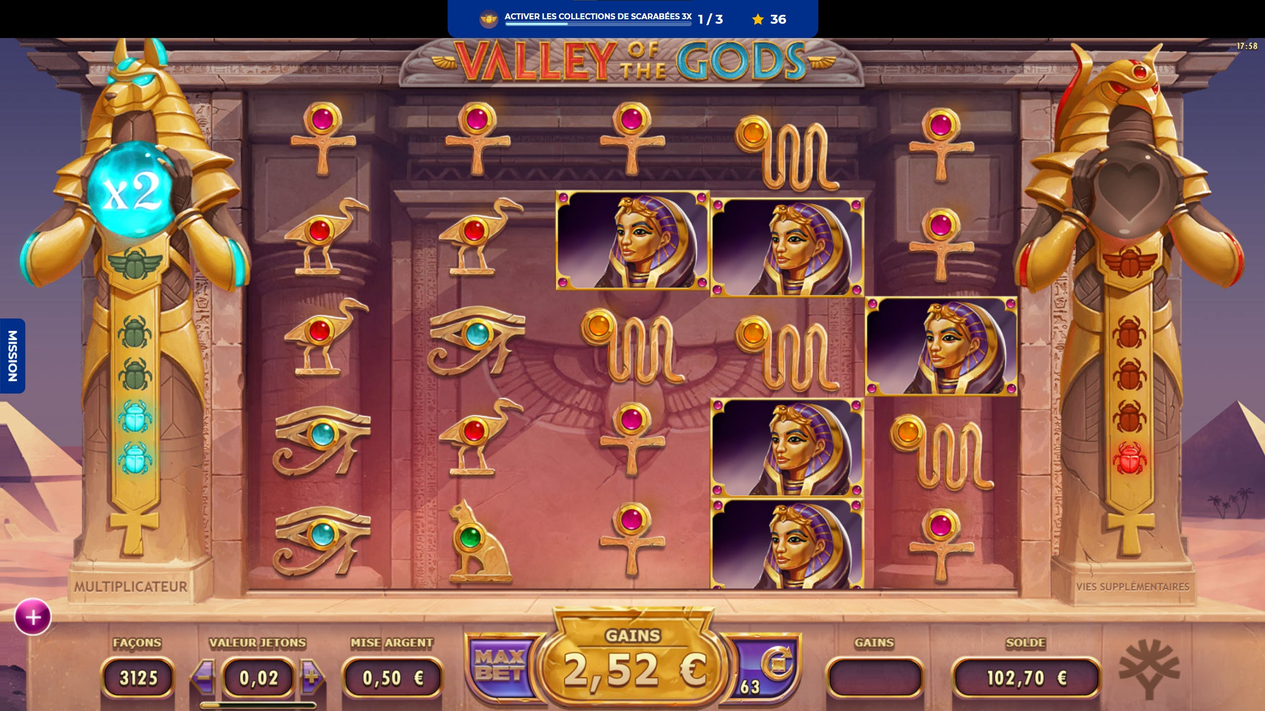 valley of the gods premier du nom gameplay yggdrasil prince ali