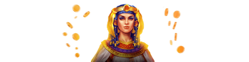 cleopatra png personnage feminin playson