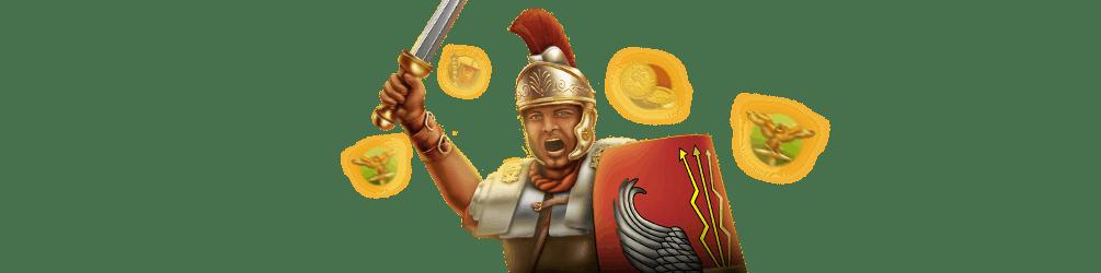 roman legion symbole animé romain