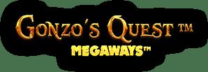 gonzo quest megaways titre png