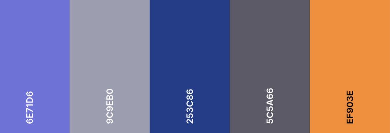 Mass Global Media color palette