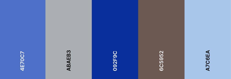 Cenedex Solutions color palette