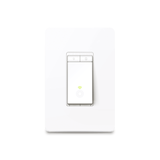 Kasa Smart Wi-Fi Light Switch, Dimmer
