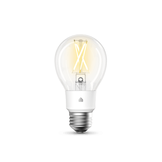Kasa Filament Smart Bulb, Soft White