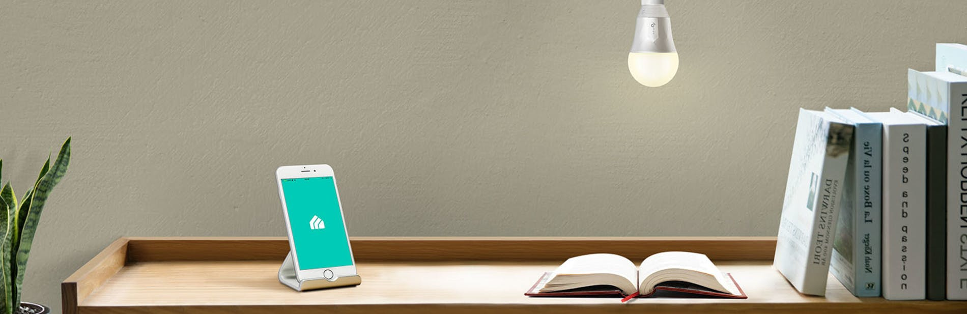 Kasa Smart Light Bulb Dimmable Product Banner