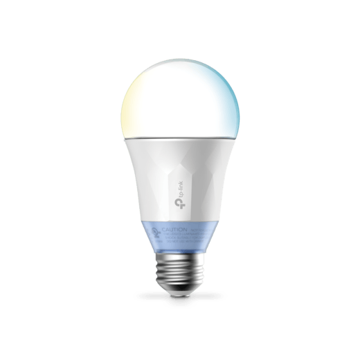 Kasa Smart Wi-Fi LED Light Bulb, Tunable White