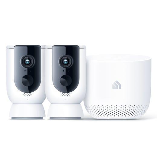 Kasa Smart Wire-Free Camera System