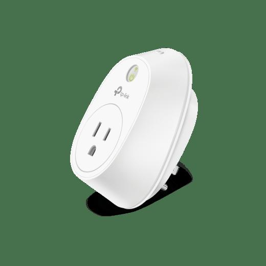 Kasa Smart Wi-Fi Plug with Energy Monitoring