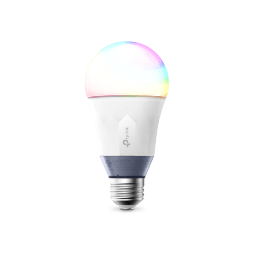 Kasa Smart Wi-Fi LED Light Bulb, Multicolor