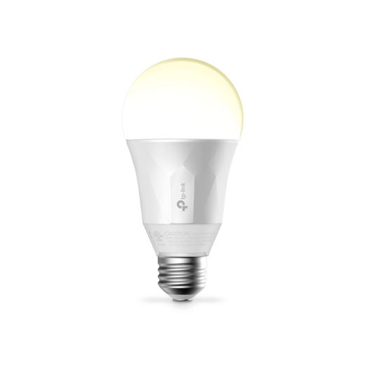 Kasa Smart Wi-Fi LED Light Bulb, White