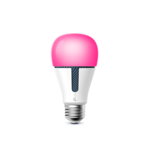 Kasa Smart Wi-Fi Light Bulb, Multicolor