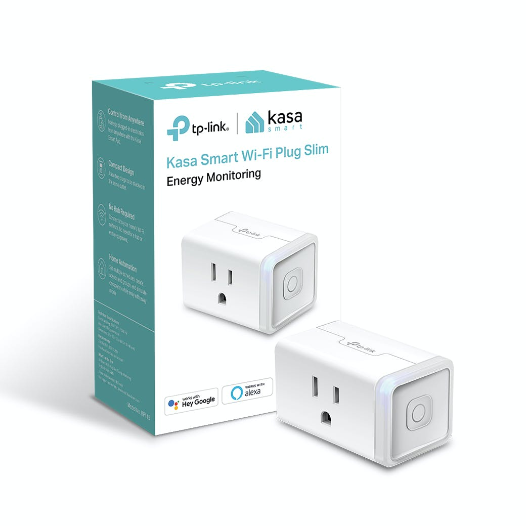 Kasa-smart-plug-slin-with-energy-monitoring-gallery-image