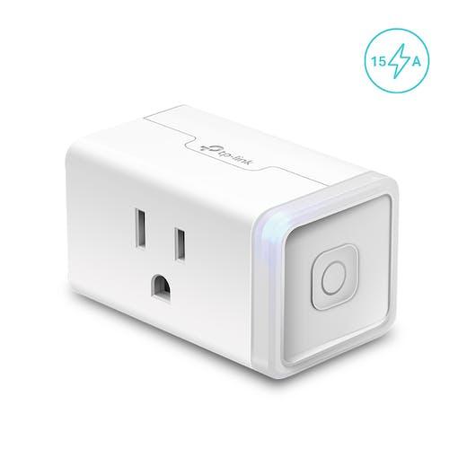 Kasa Smart Wi-Fi Plug Slim with Energy Monitoring