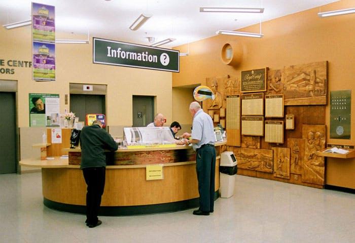 Royal Colombian Hospital Lobby Photo 1