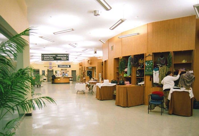 Royal Colombian Hospital Lobby Photo 2