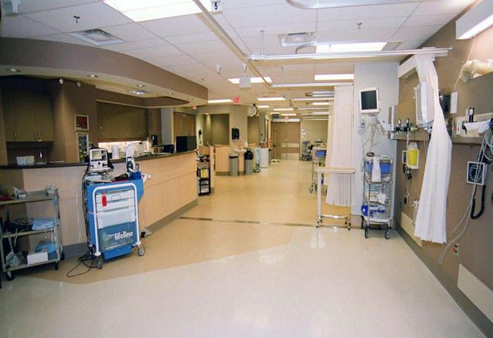 Surrey Memorial Hospital - Operating Rooms Photo 1