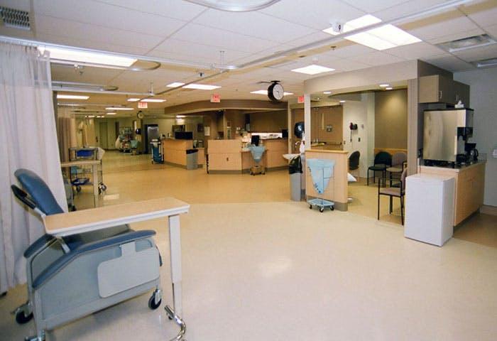 Surrey Memorial Hospital - Operating Rooms Photo 2