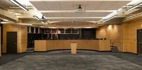 Burnaby Central Secondary Meeting Hall