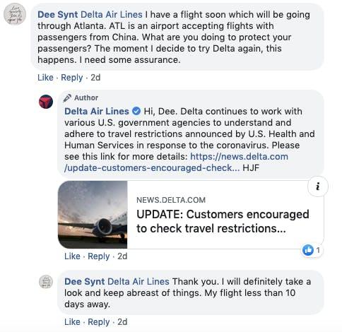 Delta Help