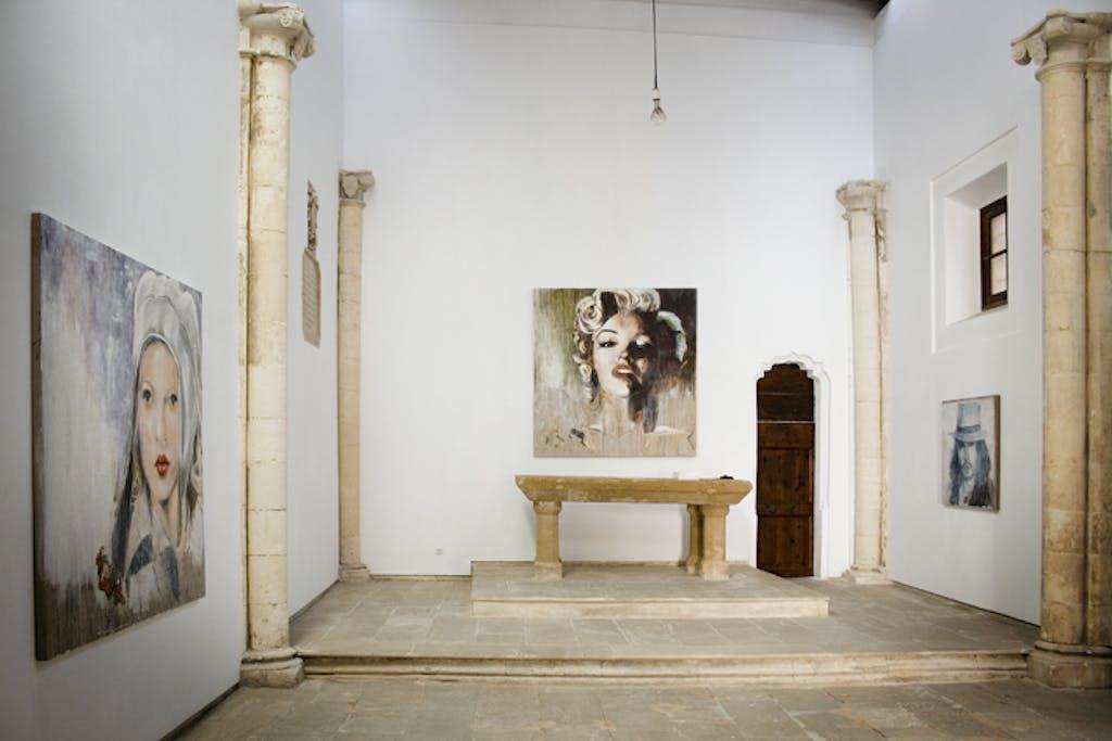 Nina Hoffmann, Pintures