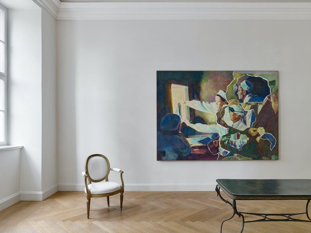 Ilya & Emilia Kabakov, Paintings 2012–2015