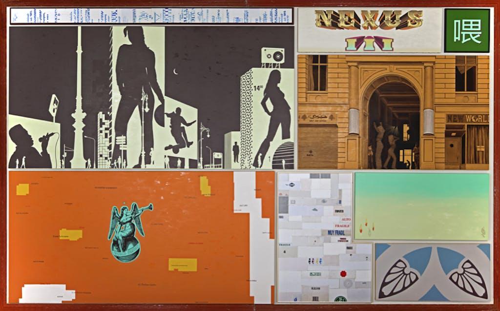Hendrik Krawen, From 1 to 1 to ∞, 2014