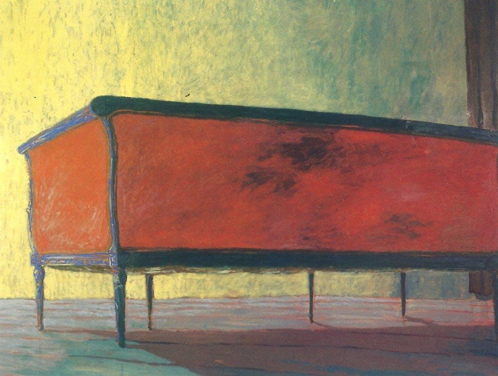 Hendrik Krawen, Ölbilder