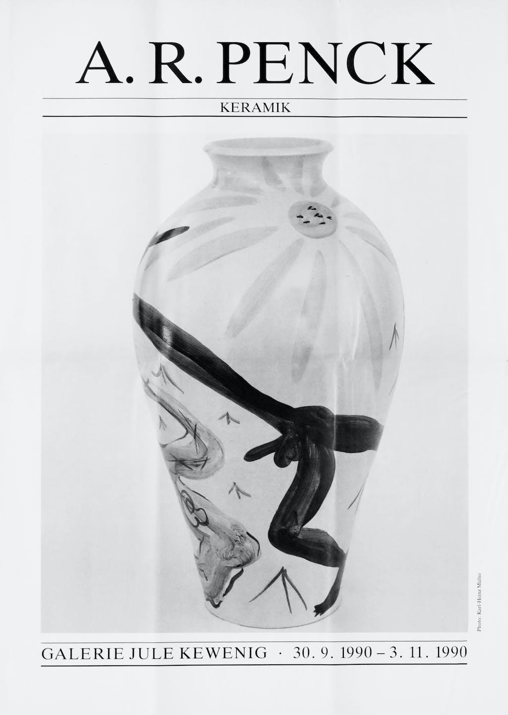 A. R. Penck, Keramik