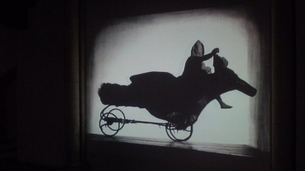 William Kentridge, Shadow Procession